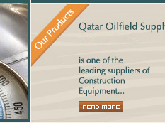 Welcome to Qatar Oilfield Supply Centre (QOSC)
